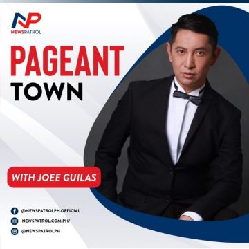 PAGEANT TOWN WITH JOEE GUILAS: DATING KALAHOK NG PINOY-BASED JEWEL OF THE WORLD PAGEANT, MISS ECUADOR UNIVERSE NA NGAYON!
