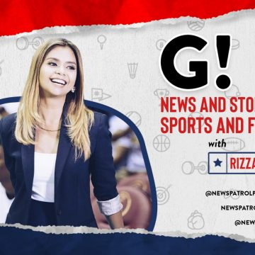 G! WITH RIZZA DIAZ: All For One
